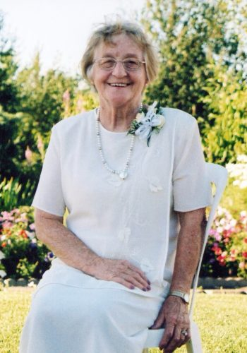 Margaret Hays crop